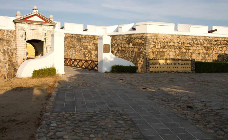 <p>Acapulco Historical Museum</p>