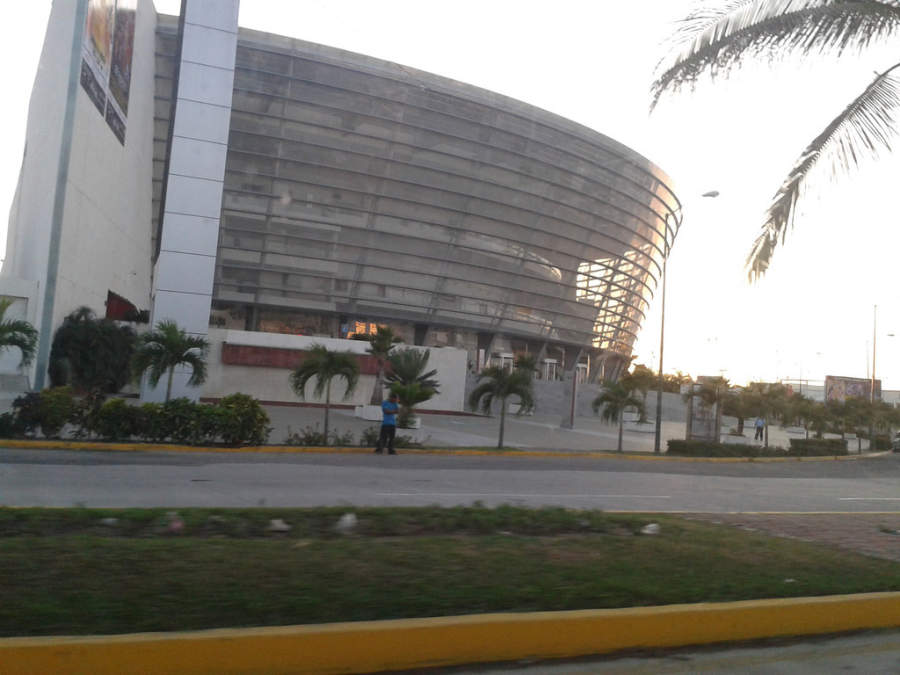 <p>Forum Mundo Imperial, center of events and shows in Acapulco</p>