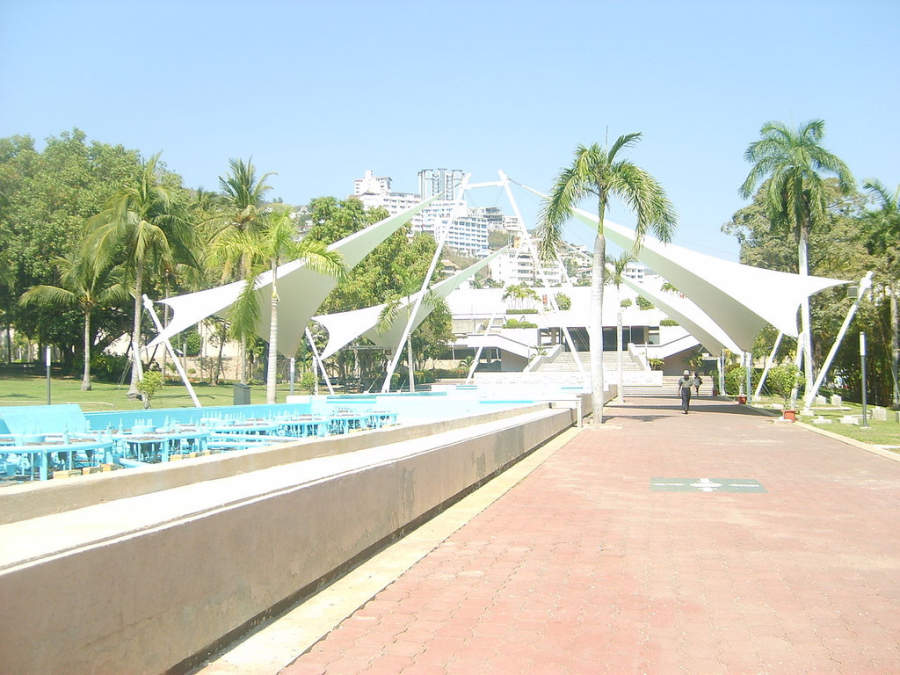 <p>Acapulco Convention Center</p>