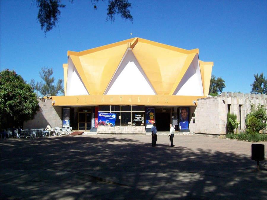 <p>Planetarium in Morelia</p>