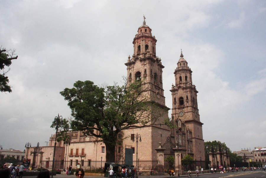 <p>Morelia Cathedral</p>