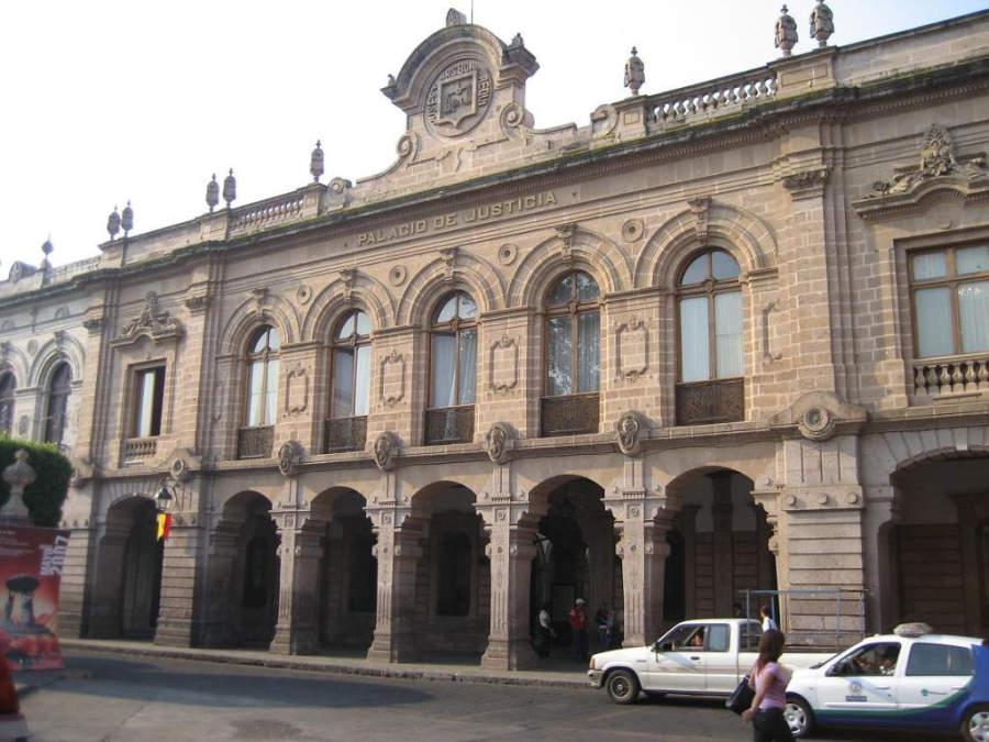 <p>Museo del Poder Judicial de Michoacan</p>