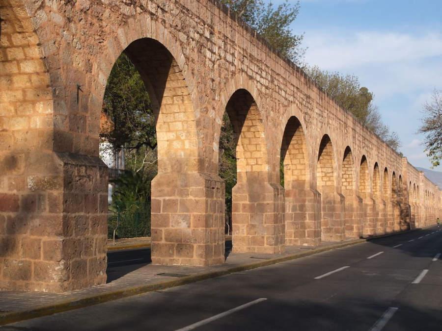 <p>Aqueduct, symbol of Morelia</p>