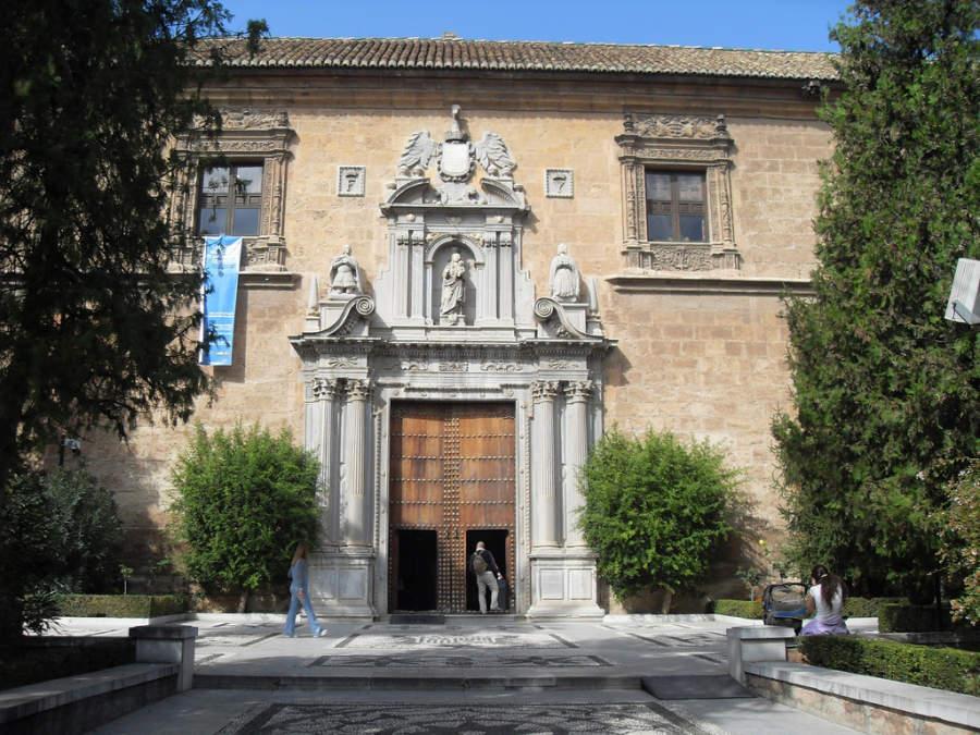 <p>Royal Hospital of San Juan de Dios in Morelia</p>