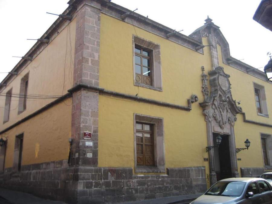 <p>Antigua Alhondiga of Morelia</p>