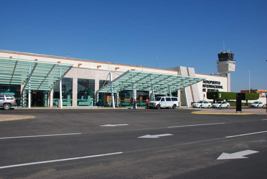 <p>Morelia International Airport</p>