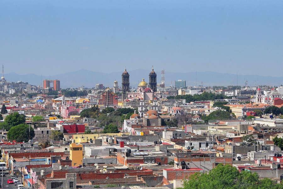 <p>Puebla de Zaragoza, Puebla, Mexico</p>