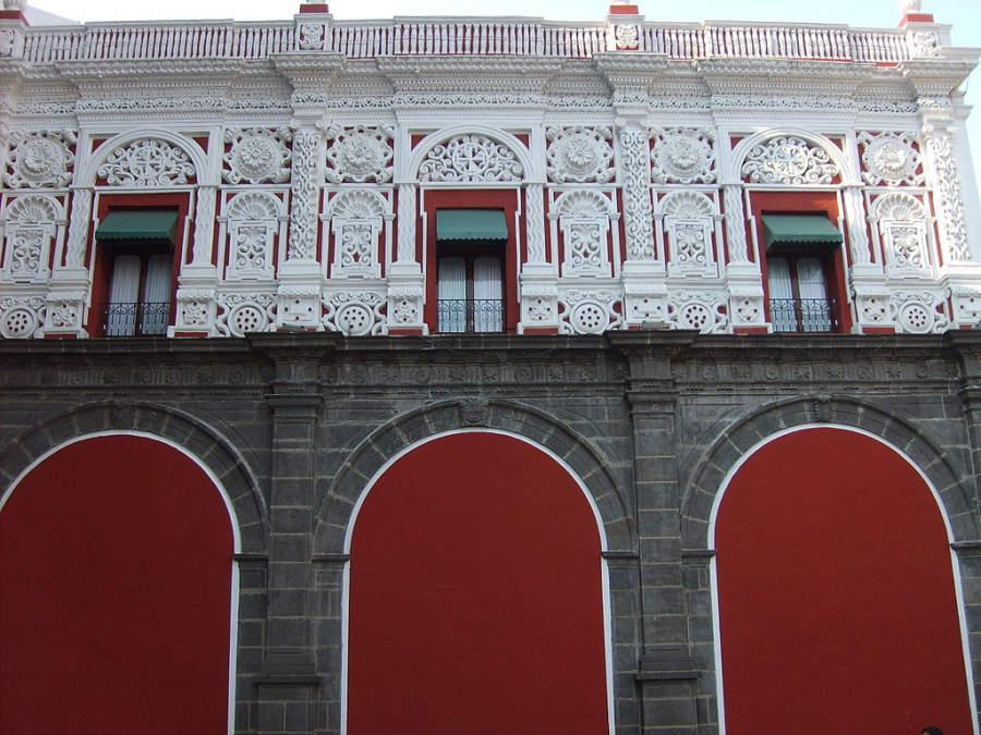 <p>José Luis Bello y Zetina Museum, located in the historic center of Puebla</p>