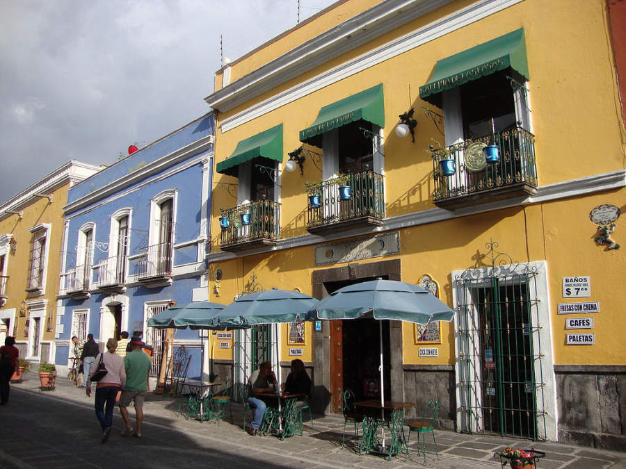 <p>Victoria Market, considered the largest of Puebla</p>