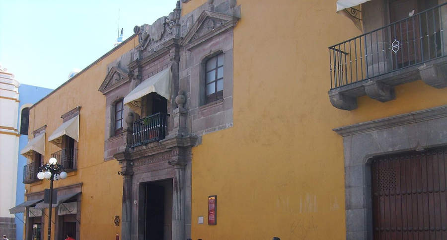 <p>Museo Casa del Dean is considered the oldest building of Puebla</p>