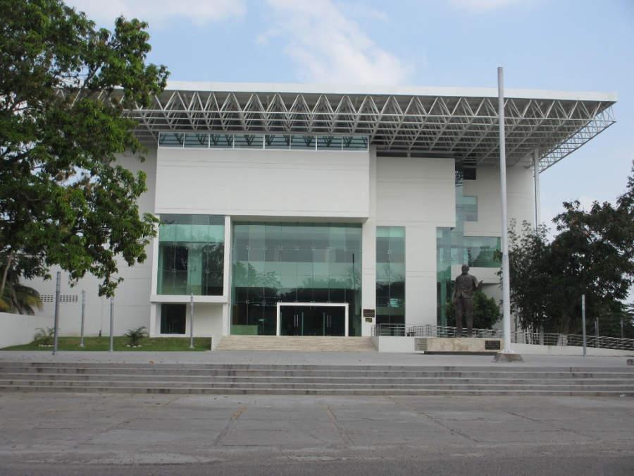 <p>Regional Museum of Anthropology in Villahermosa</p>