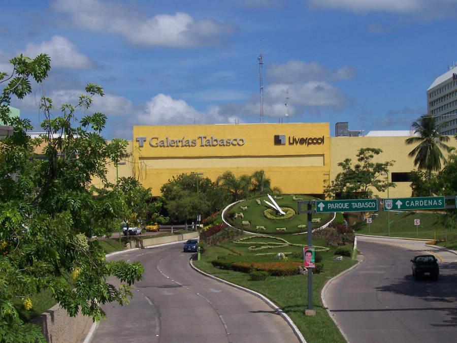 <p>Plaza Galerías Tabasco, shopping center in Villahermosa</p>