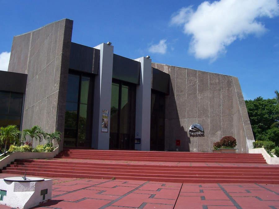 <p>Tabasco 2000 Planetarium in Villahermosa</p>