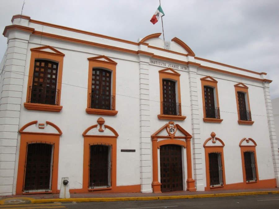 <p>Instituto Juárez in Villahermosa, built in 1879</p>