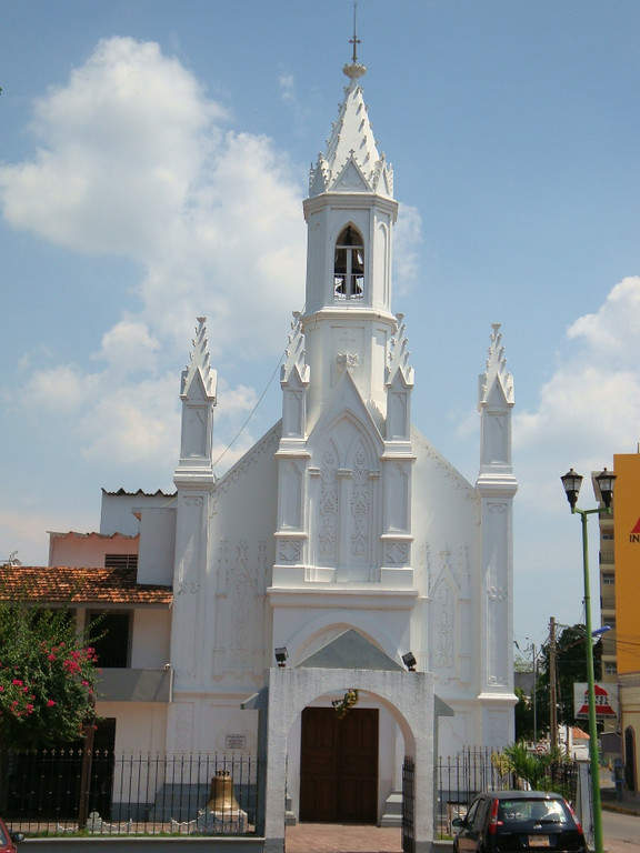 <p>Church of the Conception in Villahermosa</p>