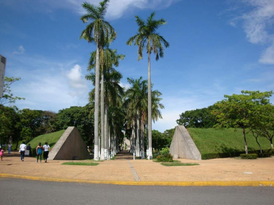 <p>Tomás Garrido Canabal Park in Villahermosa</p>