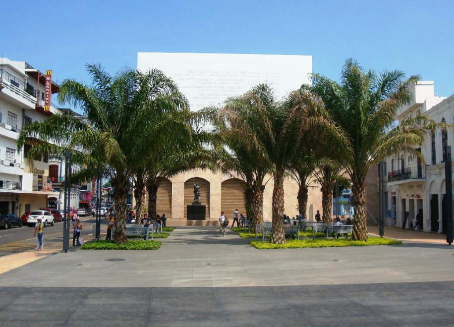 <p>Plaza de la Corregidora, square in Villahermosa</p>
