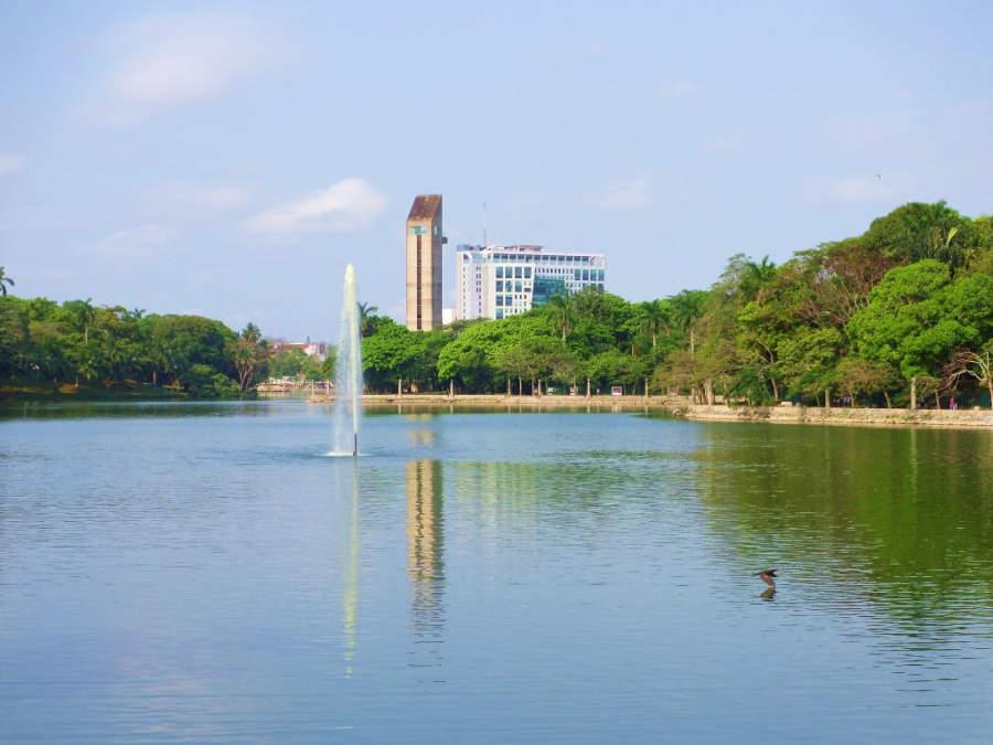 <p>Laguna de las Ilusiones, lagoon in Villahermosa</p>
