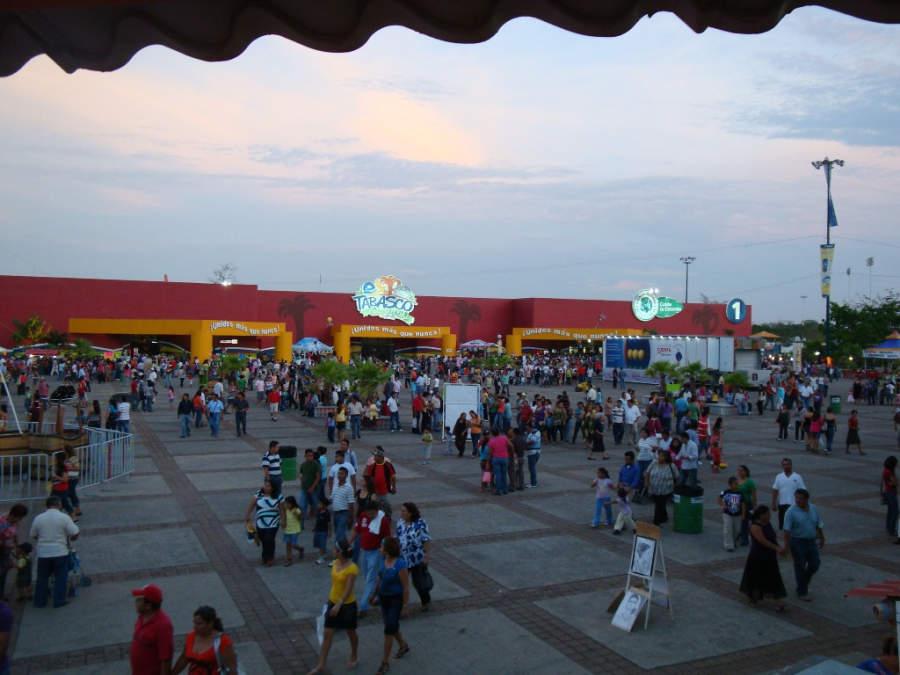 <p>Tabasco Fair in the city of Villahermosa</p>