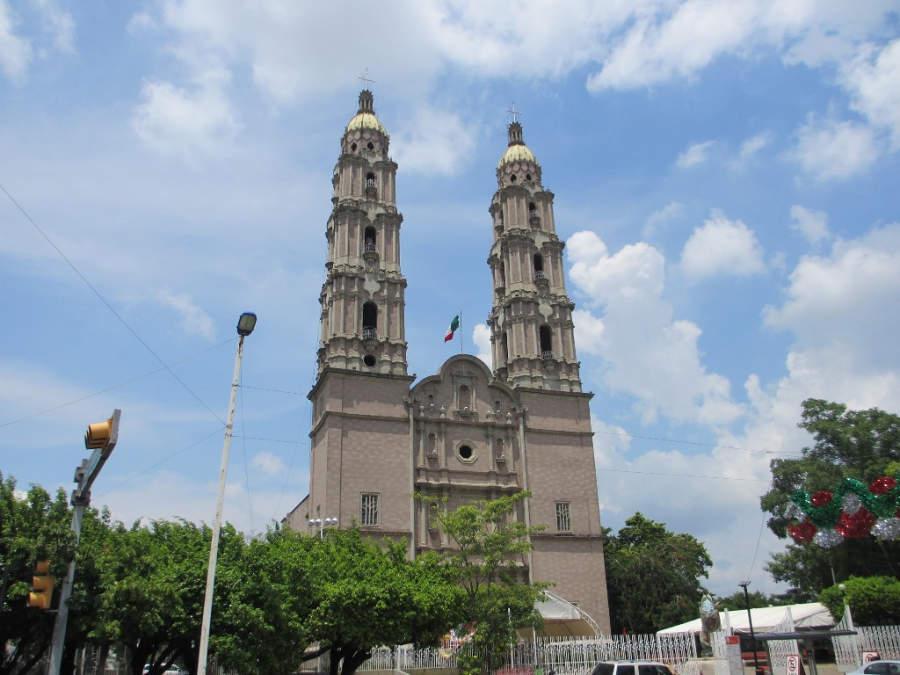 <p>Señor de Tabasco Cathedral in Villahermosa</p>