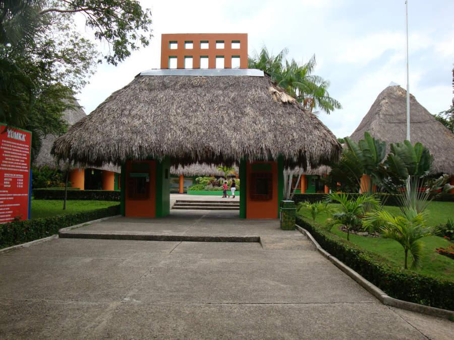 <p>Yumka' zoological park in Villahermosa</p>
