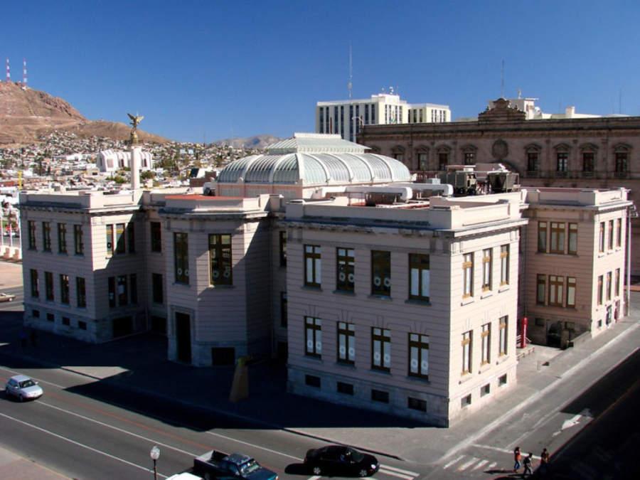 <p>Museo Casa Chihuahua, ancient Federal Palace of Chihuahua</p>