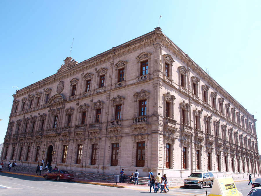 <p>Government Palace of the city of Chihuahua</p>