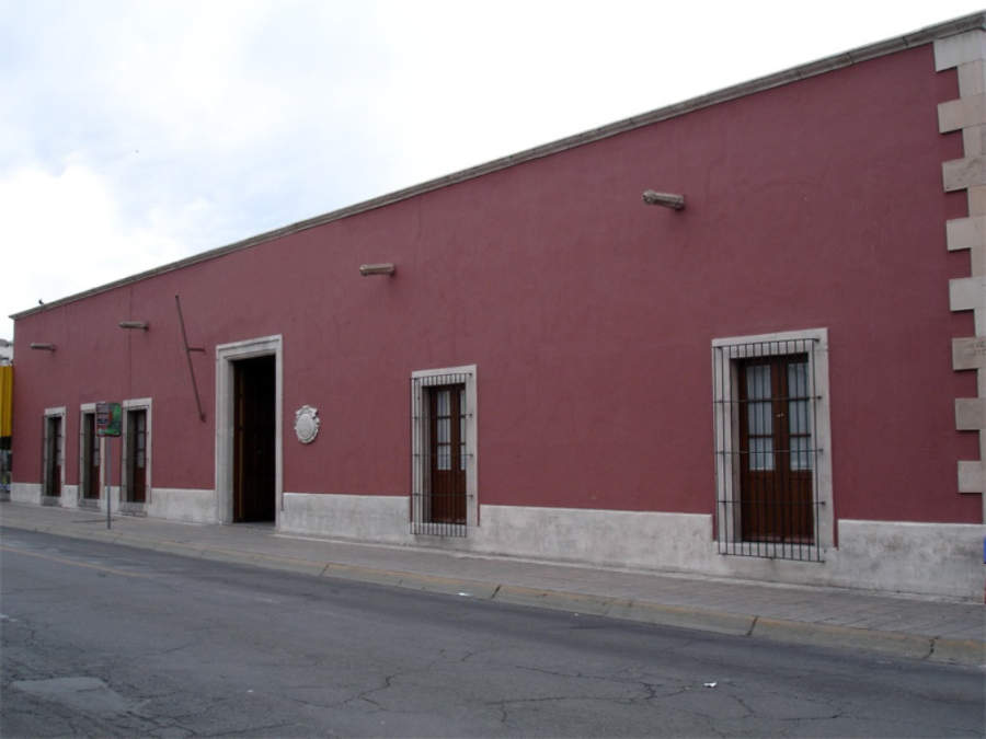 <p>The Juárez House Museum is located in downtown Chihuahua</p>