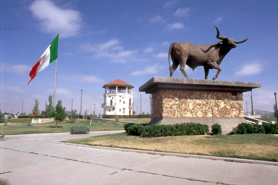 <p>Palomar Park, one of the recreational areas of Chihuahua</p>