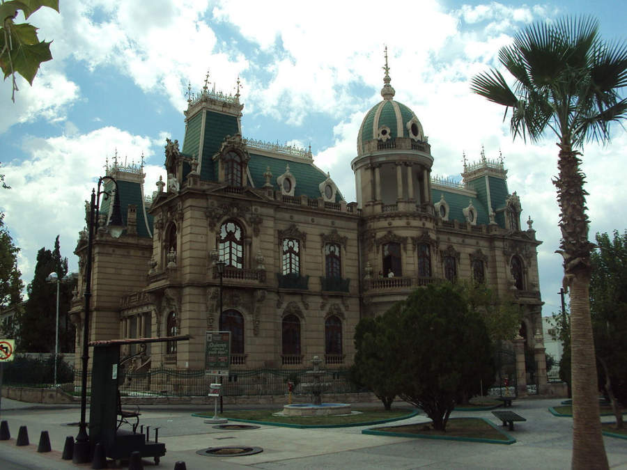 <p>Quinta Gameros houses the best Art Nouveau collection of Mexico</p>