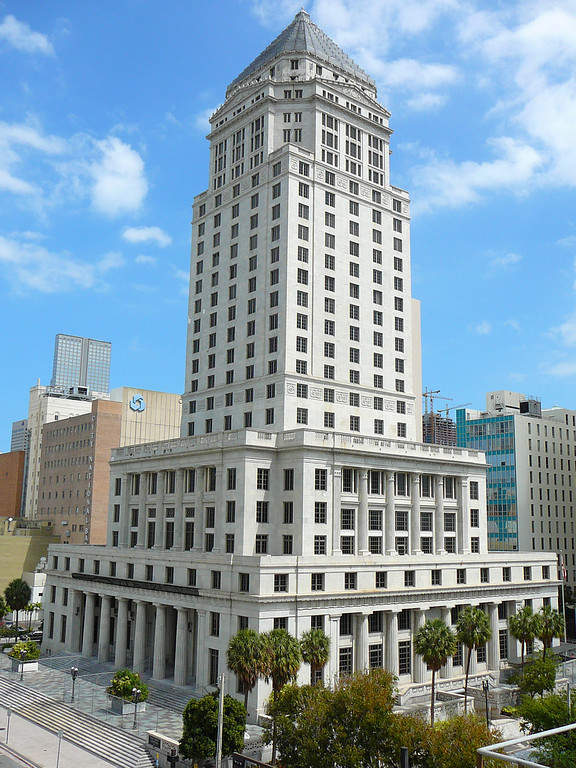 <p>El Palacio de Justicia del Condado de Miami-Dade es considerado un sitio histórico</p>