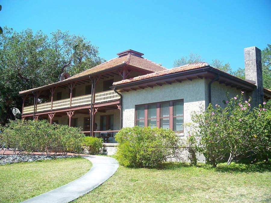 <p>El Parque Estatal Barnacle se sitúa en la zona de Coconut Grove</p>