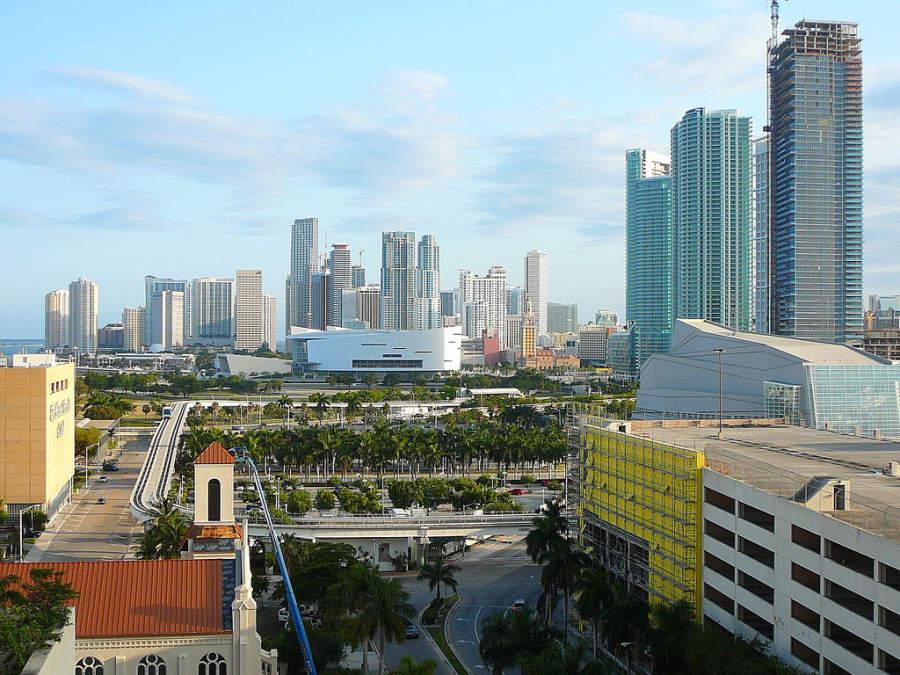 <p>Miami es una de las ciudades más limpias de Estados Unidos</p>