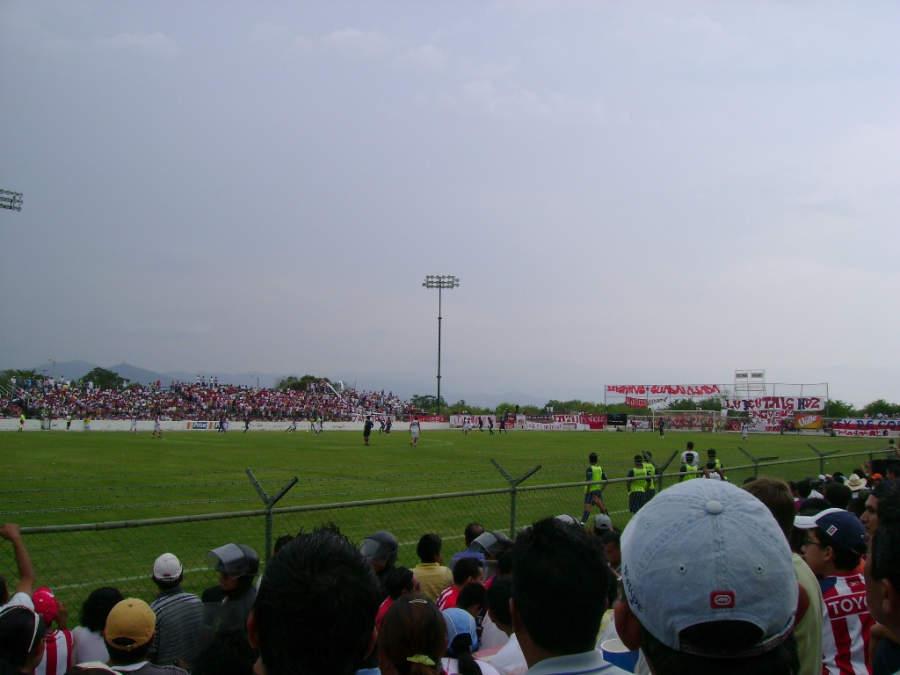 <p>University Olimpic Stadium of Colima</p>