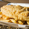 Fish and chips,Auckland, New Zealand (Aotearoa)
