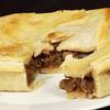 Meat pie,Esperance, Australia