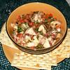 <p>Ceviche mixto</p>,Cancún, Mexico