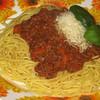 Espagueti a la boloñesa,Truckee, California, United States