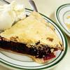 Pie de Rainier cherries,Lynnwood, Washington, United States