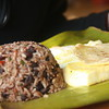Rice and beans,Livingston, Guatemala