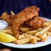 Fish and chips,Blackpool, United Kingdom