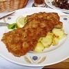 Wiener schinitzel,Kleinmachnow, Germany