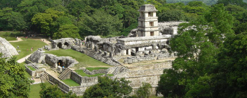 Palenque,Mexico