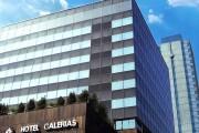 Hotel Galerías Santiago