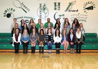 2015 Girls Varsity Swimming_and_Diving team photo