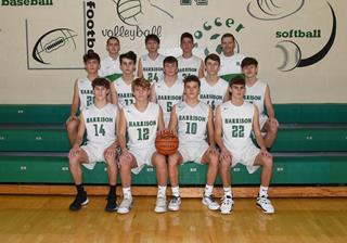 2019 Boys Junior_Varsity Basketball team photo