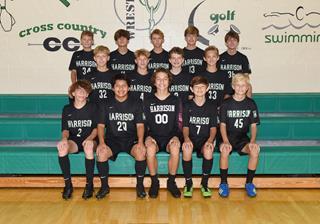 2021 Boys Junior_Varsity_B Soccer team photo