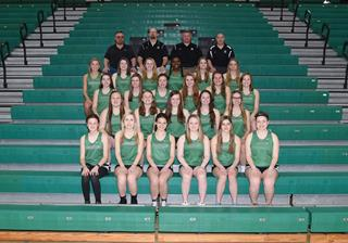 2017 Girls Junior_Varsity Track_and_Field team photo