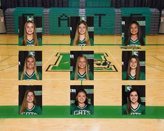 2020 Girls Junior_Varsity Cheer team photo