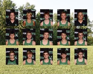 2020 Boys Junior_Varsity Cross_Country team photo